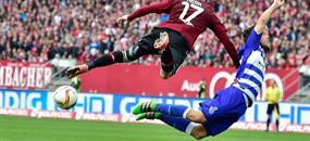 Norimberk - Bayern Mnichov