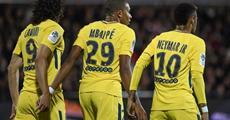 Vstupenky na PSG - Olympique Lille