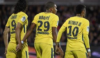 Vstupenky na PSG - Montpellier