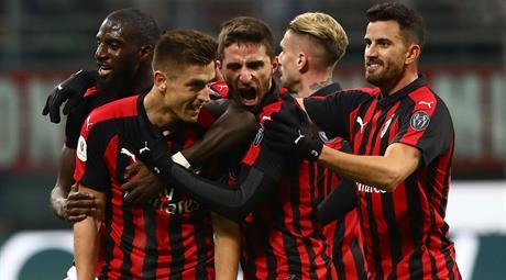 Vstupenky na AC Milán - FC Turín