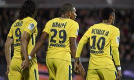 Vstupenky na PSG - Nantes