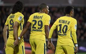 Vstupenky na PSG - Bordeaux