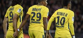 Vstupenky na PSG - Olympique Marseille
