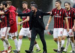 Vstupenky na AC Milán - Lazio Řím