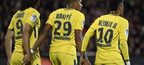 Vstupenky na PSG - AS Monaco