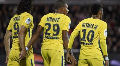 Vstupenky na PSG - Dijon