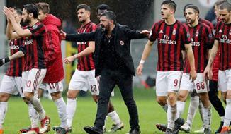 Vstupenky na AC Milán - Frosinone
