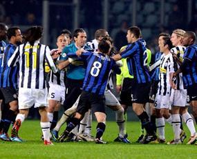 Inter Milán - Sampdoria Janov