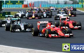 Vstupenky na F1 - Velká cena Maďarska 2019