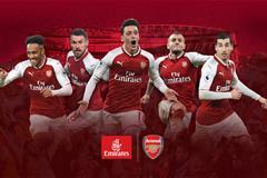 Arsenal - Karabach Agdam