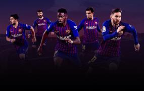 Vstupenky na FC Barcelona - Tottenham Hotspur