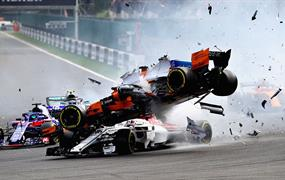 Formule 1 - Velká cena Belgie 2019