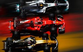 Vstupenky na F1 - Velká cena Německa 2019 víkend