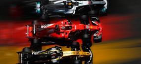 Formule 1 - Velká cena Německa 2019