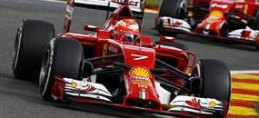 Formule 1 - Velká cena Itálie 2019 bus