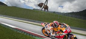 Moto GP - Velká cena Rakouska 2019 nocleh