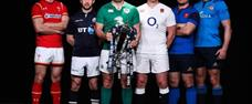 Rugby Six Nations 2019 Irsko - Anglie