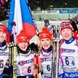 Vstupenka na Světový pohár v Biatlonu v Novém Městě na Moravě