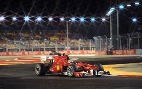 Formule 1 - VC Singapuru 2019