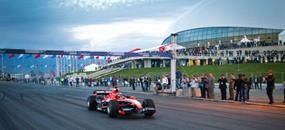 Formule 1 - VC Ruska 2019