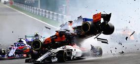 Vstupenky na F1 - Velká cena Belgie 2019 hlavní závod