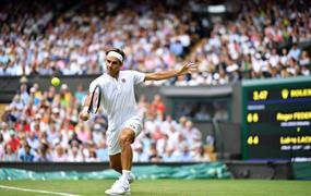 Wimbledon 2019 semifinále - 10.hrací den