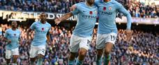 Vstupenky na Manchester City - Schalke 04