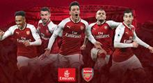 Vstupenky na FA Cup Arsenal - Manchester United