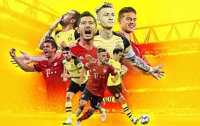 Německý superpohár 2019 Borussia Dortmund - Bayern Mnichov