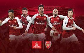 Emirates Cup Arsenal - Lyon