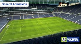 Vstupenka na Tottenham - Everton