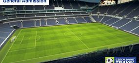 Vstupenka na Tottenham - Leicester