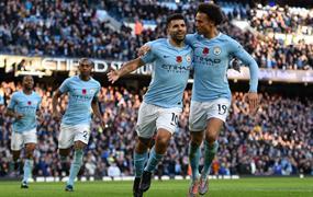 Vstupenky na Manchester City - Tottenham