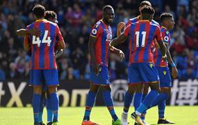 Vstupenky na Crystal Palace - Norwich