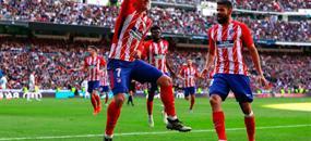 Vstupenka na Atletico Madrid - Getafe