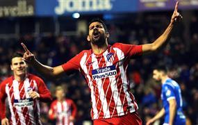 Vstupenka na Atletico Madrid - Eibar