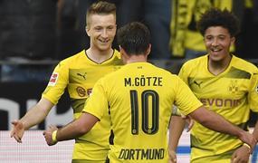 Vstupenka na Borussia Dortmund - Fortuna Düsseldorf