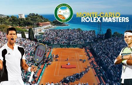 Vstupenky na Monte Carlo Rolex Masters 2020 - 1.& 2.kolo