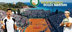 Vstupenky na Monte Carlo Rolex Masters 2020 - 2.& 3.kolo