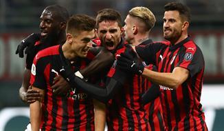 AC Milán - AS Řím BUS