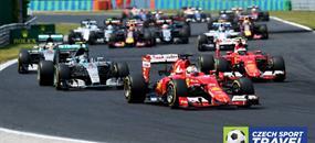 Vstupenky na F1 - Velká cena Maďarska 2020
