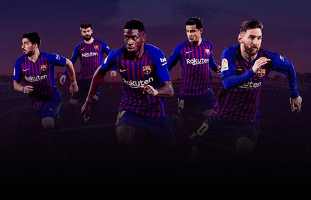 FC Barcelona - Real Betis 3 noci