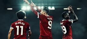 Liverpool - Salzburg