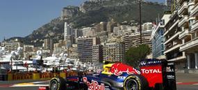 Formule 1 - Velká cena Monaco 2020 letecky