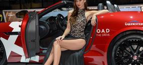 Autosalon Ženeva 2020 - 1.víkend