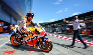 Vstupenky na Moto GP - Velká cena Rakouska 2020 hlavní závod