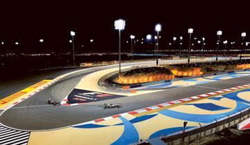 Formule 1 - Velká cena Bahrajnu 2020