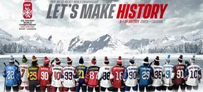 Vstupenky na MS v hokeji 2020 Kanada - Německo