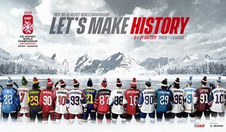 Vstupenky na MS v hokeji 2020 Kanada - Bělorusko