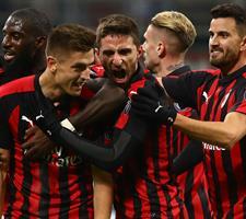 Vstupenky na AC Milán - Verona
